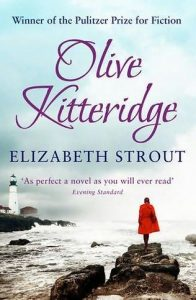 An image of Olive Kitteridge Book.